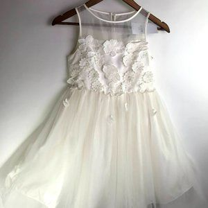 Tulle Bow Dress